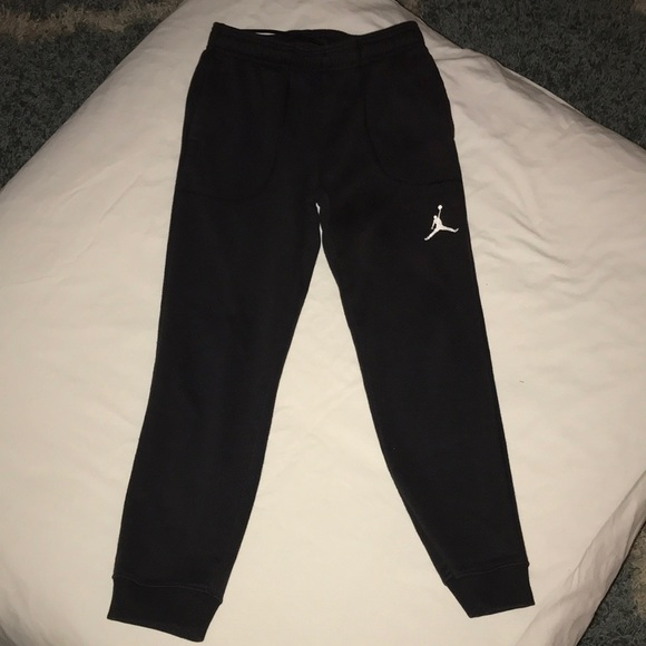 NWT NIKE AIR JORDAN Jumpman Boys Fleece Jogger Sweatpants Red SELECT SIZE